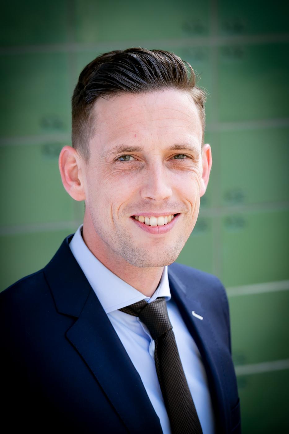 Steven Diepenhorst VAT representative